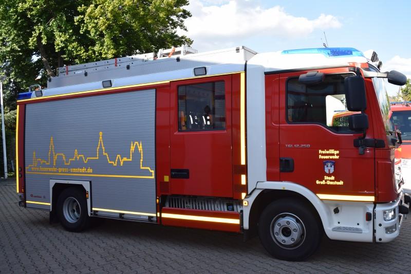 Löschgruppenfahrzeug (LF 10)
