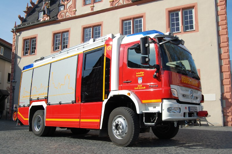 Hilfeleistungslöschfahrzeug (HLF 20)