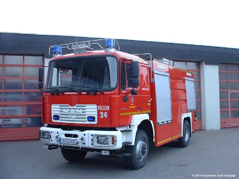 Tanklöschfahrzeug (TLF 24/50)