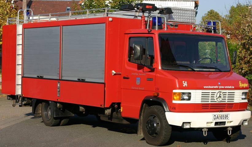 Gerätewagen Gefahrgut (GW-G 2)